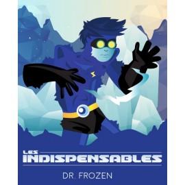 Recharge e-liquide menthe Dr Frozen