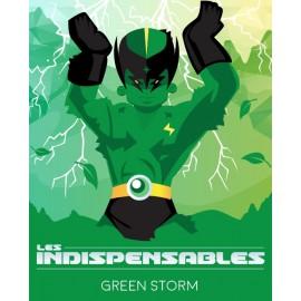 Recharge e-liquide Green Storm