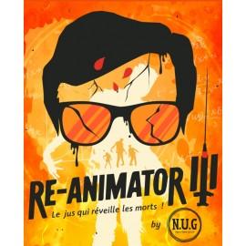 E-liquide Re-Animator 3