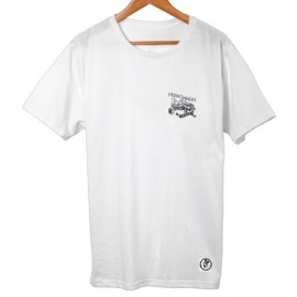 Tee-shirt Moonshiners blanc