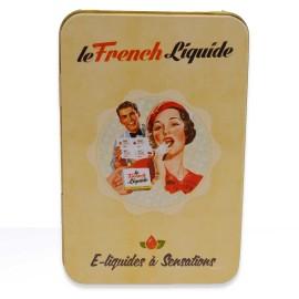 "Boîte métal ""French Madame"""