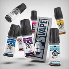 Sel de nicotine : SALT E-VAPOR