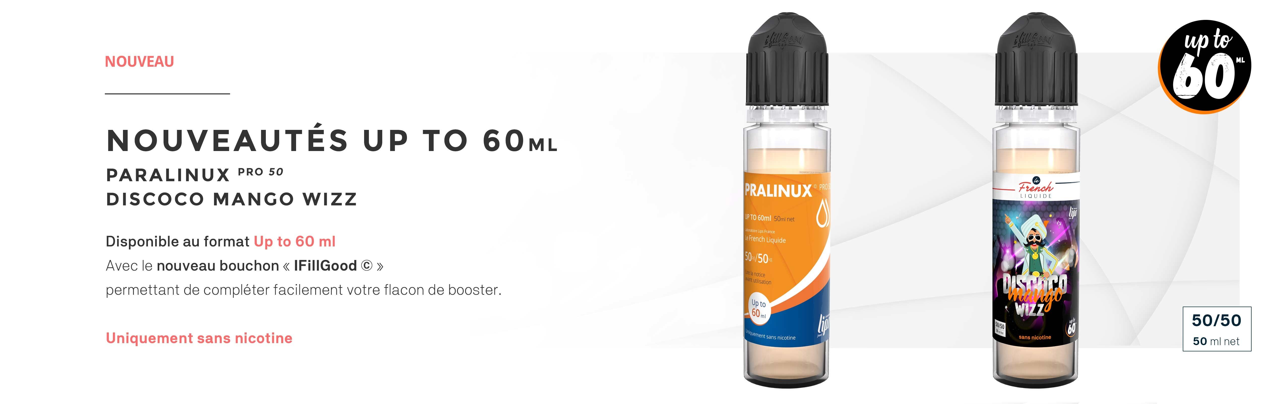 Pralinux Pro 50 - Discoco Mango Wizz