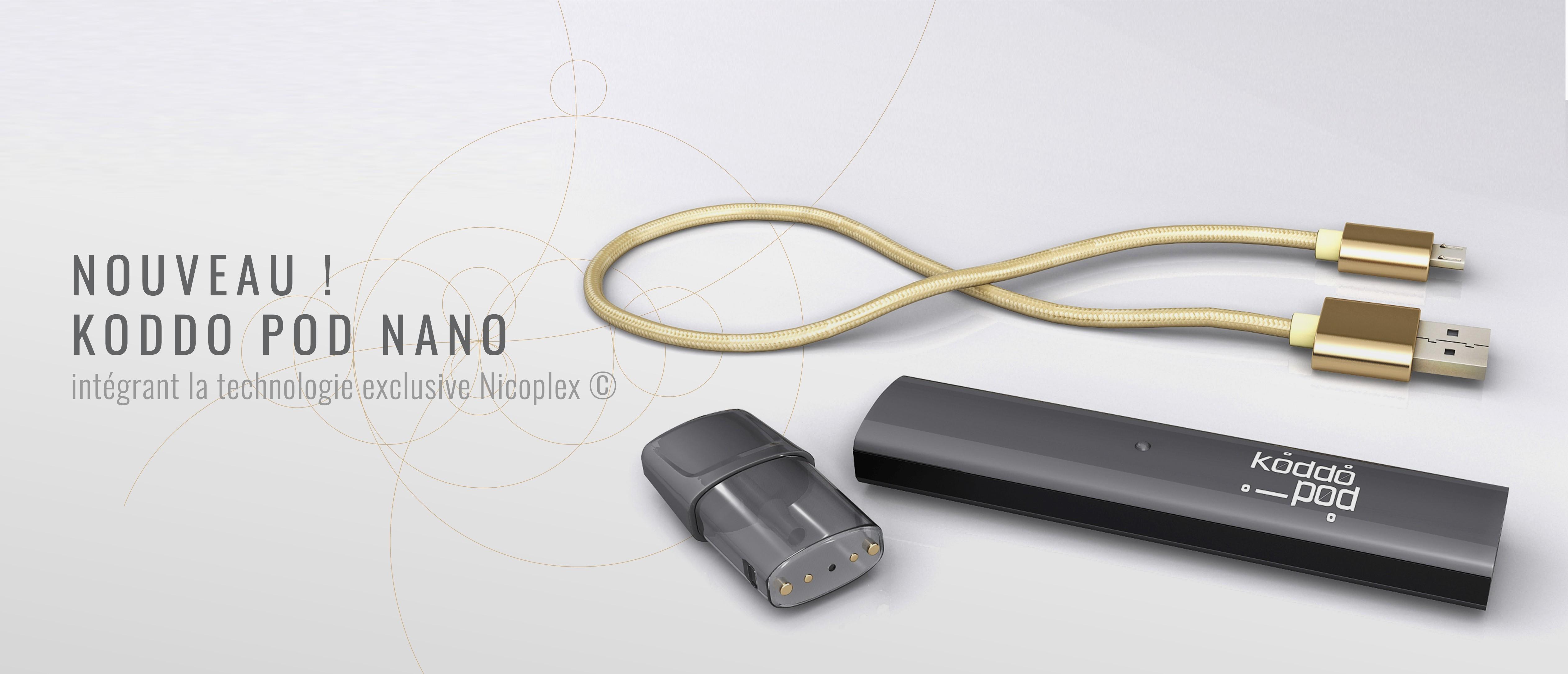 Découvrez KoddoPod Nano